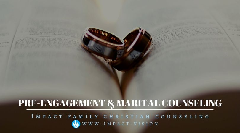Pre-Engagement & Pre-Marital Counseling