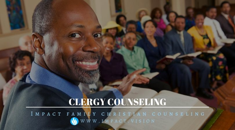 Clergy Counseling