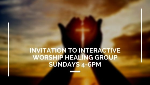 Invitation To Interactive Worship Healing Group by Jack Hakimian