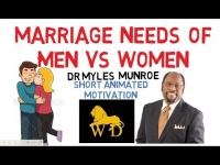 #13 WHY MEN NEED SEX BUT WOMEN DONT (Munroe)