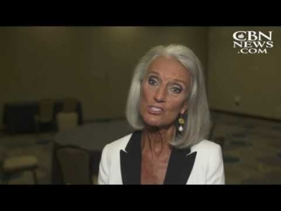 Anne Graham Lotz: 'America Is In Danger If Church Doesn't Wake Up'